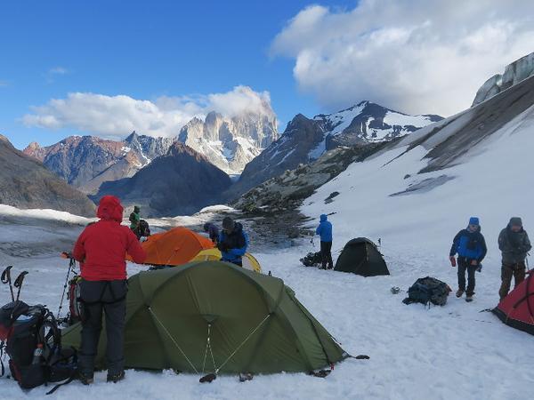Patagonian Icecap 2016