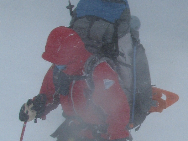 Expedition Preparation Course, Sierra Nevada