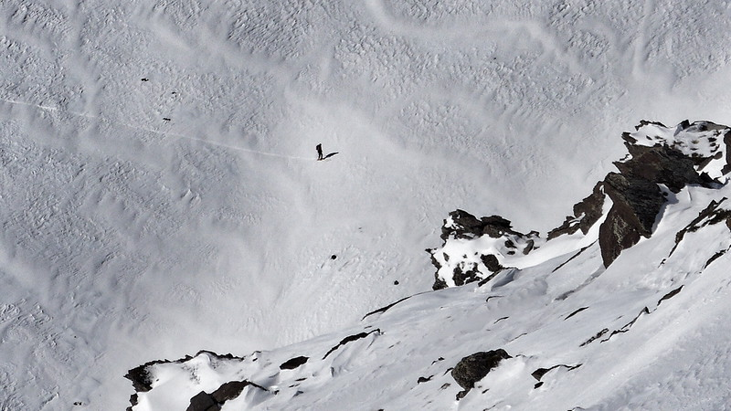 Ski Touring Barranco de Hondo, Sierra Nevada