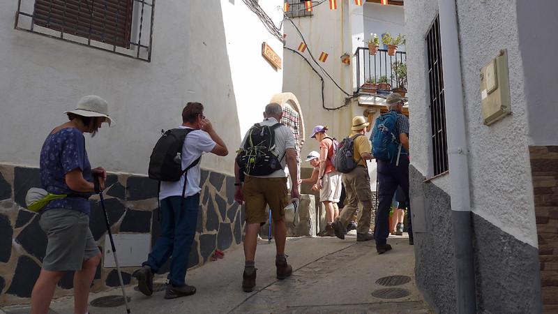 Walking the White Villages of La Taha, Alpujarras