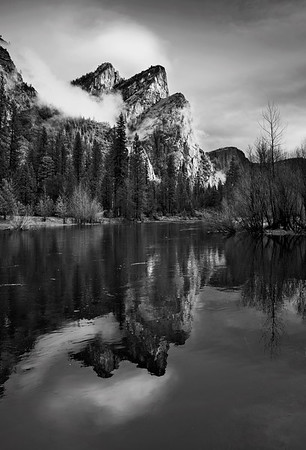 The Brothers in Yosemite National Park