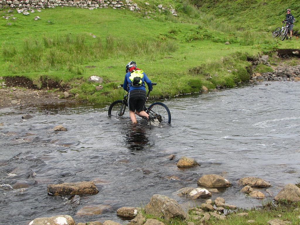 nige crossing lorgill river