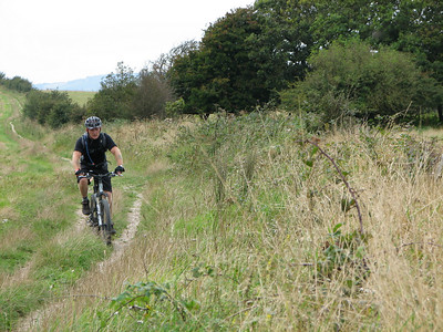 tony on part of the southdowns way