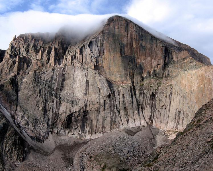 East Face of Longs Peak