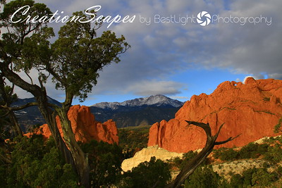Garden of the gods Colorado Springs, Colorado