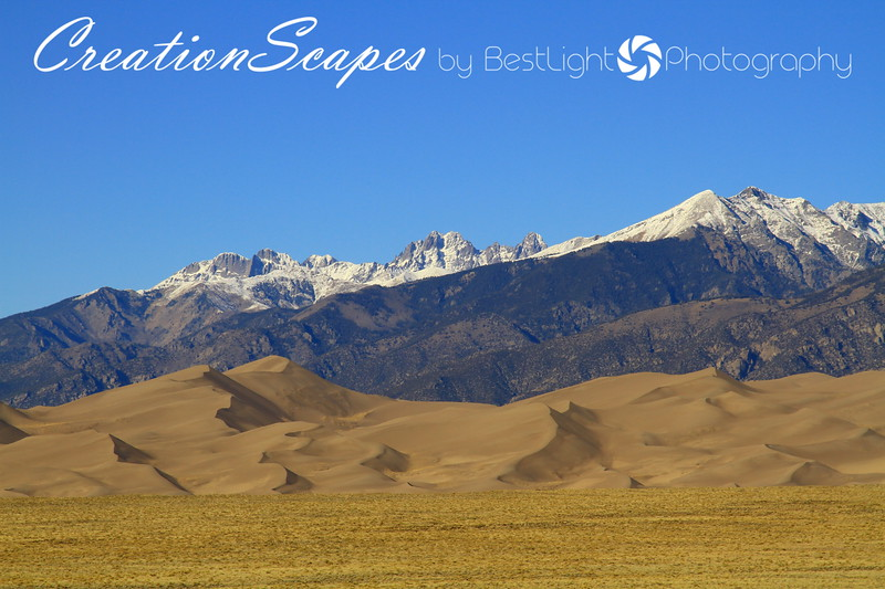 Great Sand Dunes National Park<br /> Colorado