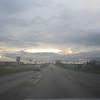 Beautiful drive home
