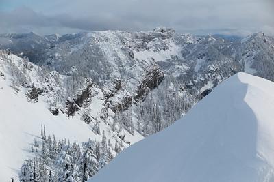 Rampart Ridge