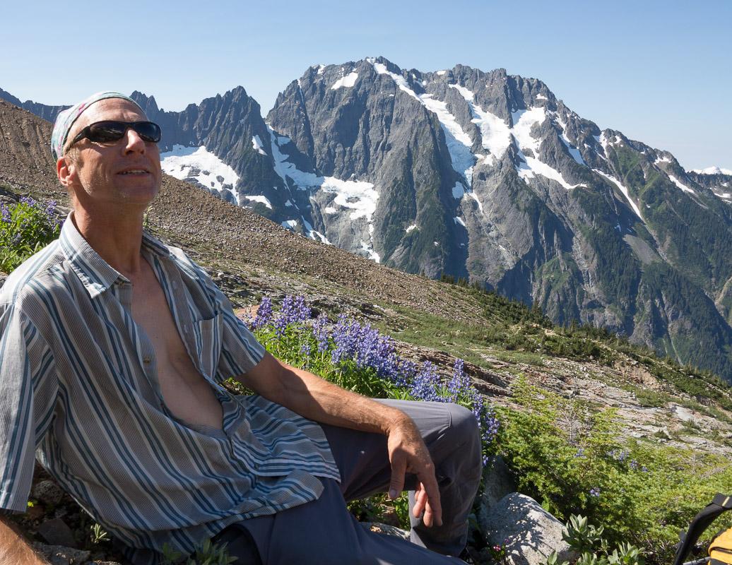 Gerry Croteau, Cascade sex symbol.