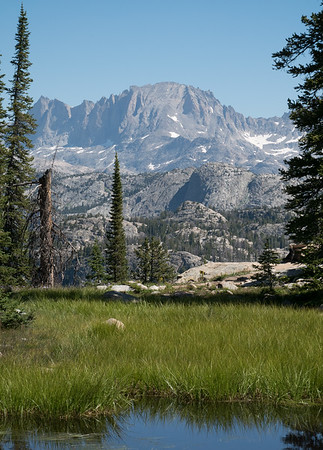 Wind River Range, August 18-23, 2017