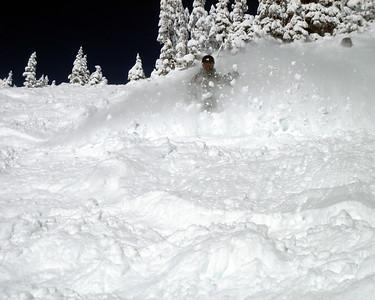 Powder in November