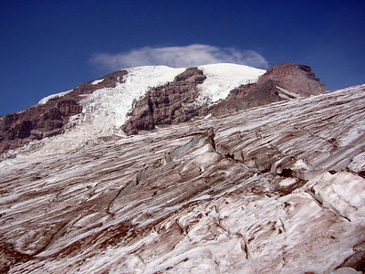Late summer Muir Snowfield