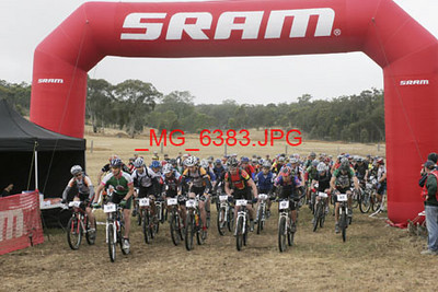 SRAM 12 Hour Mountain Bike Epic