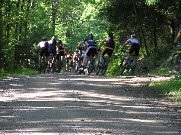 2007 Mountain Bike Races