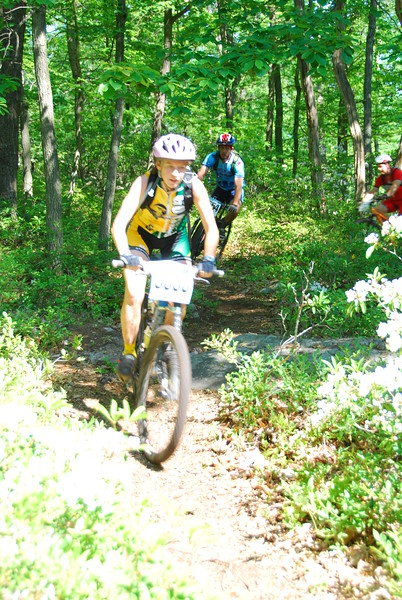 2008 Mountain Bike Races