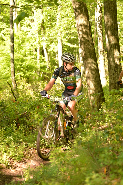 2014 Stoopid 50 / Riding Tussey Mountain Trail