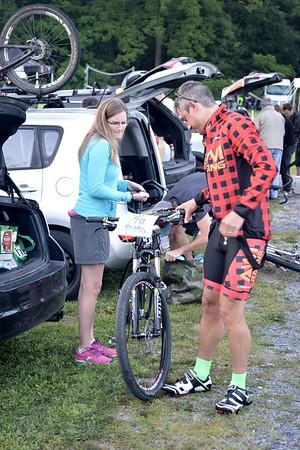 2015 Wilderness 101 1  Race Morning
