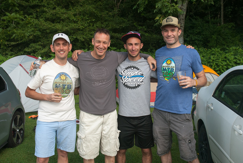 AFTER THE RACE....HANGING WITH SOME BUDS