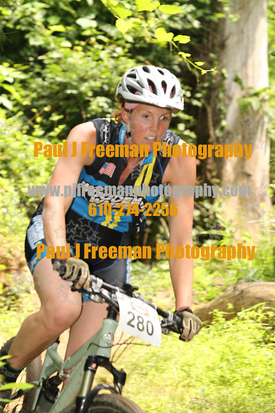 IMG_5368 Tricia Fitzgerald -(Wooden Wheels) went on to take the final spot on the podium in Sport Women U40 division