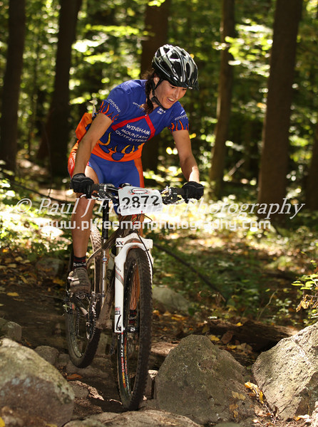 #2872 hoppin thru the rocks with beauty and style!!  - Windham Mtn Outfitters