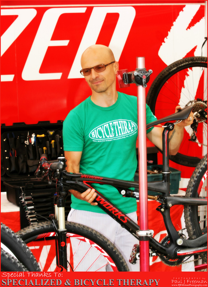 """MG_6452 - Many thanks to Team CF sponsors - Specialized Bicycles - <a href=""""http://www.specialized.com/us/en/bikes/mountain"""">http://www.specialized.com/us/en/bikes/mountain</a>  AND Bicycle Therapy - <a href=""""http://www.bicycletherapy.com/"""">http://www.bicycletherapy.com/</a> for providing demo bikes and rider support for this clinic...  Specialized and Bicycle Therapy ROCK!!"""