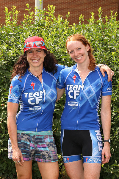 Team CF  Team RDC Selene and kathleen