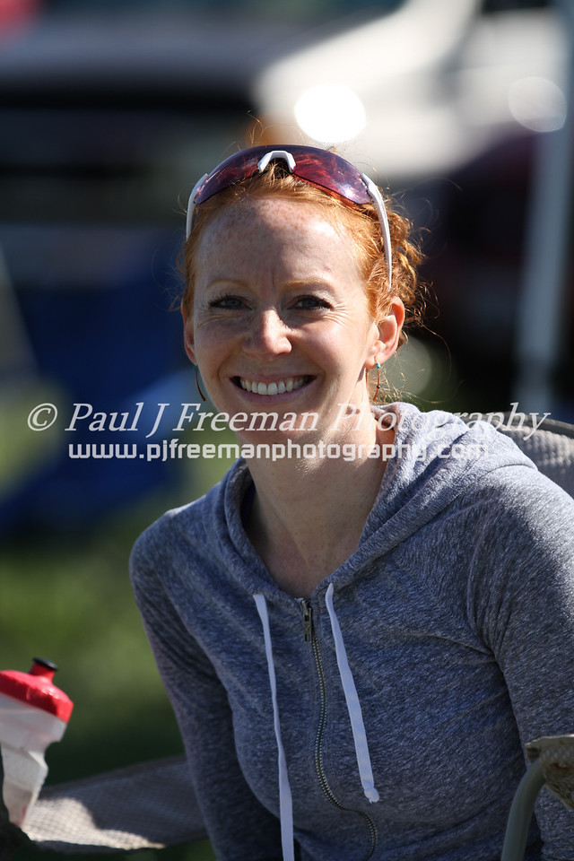 IMG_2361.. Kathleen Harding was on hand to cheer on Ron to a 2nd overall finish