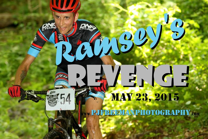 Ramsey's Revenge May 23 2015 cover