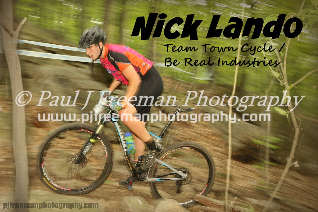 Nick Lando_Team Town Cycle/Be Real Industries