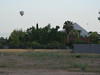 Hot air balloons are a common site on weekend mornings in north Phoenix