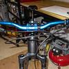 2020 Trek Roscoe 7 Spank Oozy Vibrocore 780mm, Spank Split 48, Shimano SLX 7100 brakes