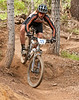 Nate Byrom at the Downieville Downhill, 2009