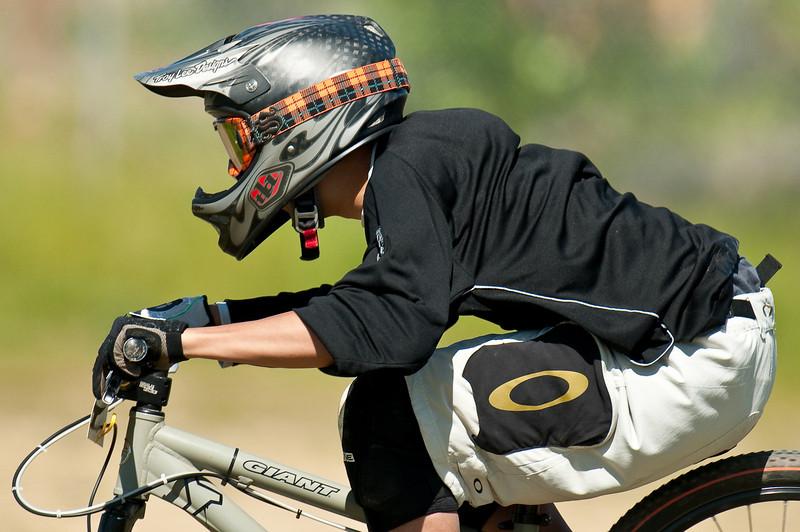 Racing at Sand Hills