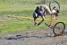 The mud hole claims another rider, Granite Bay