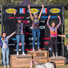 Varsity podium, Race #1