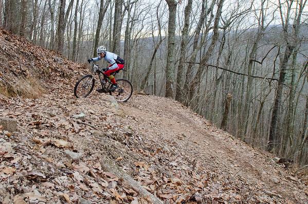 Snake Creek Gap 2013 Round 2