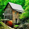 Glade Creek Grist Mill IV