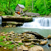 Glade Creek Grist Mill I