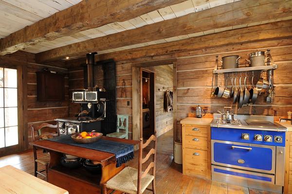 Suce Creek Cabin