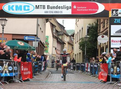 Nadine Rieder_winning_KMC Bundesliga_Wombach_Sprint - 021