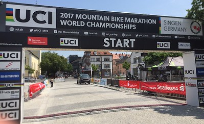 Races UCI Mountain Bike World Championships Singen 2017