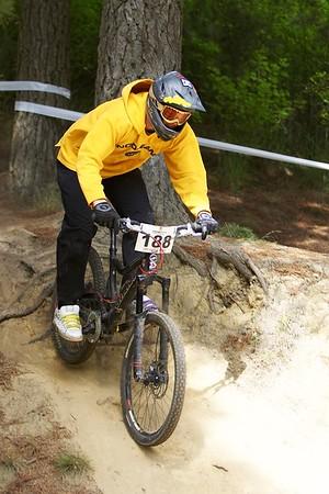 2009 Gravity Canterbury DH MTB Race 2