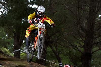 2010 NZ MTB Cup DH - Dndn Race day