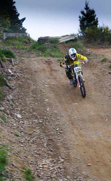 2011 Mt Hutt Gravity Canterbury DH MTB