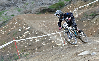 2011 NZ MTB Champs - Dunedin