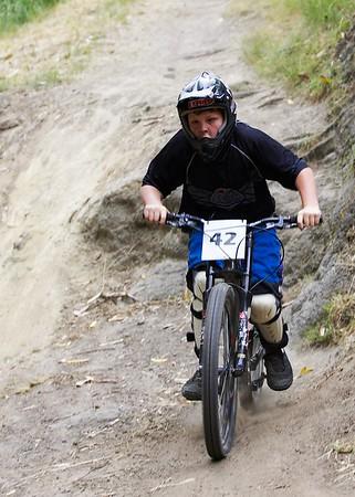 Bike HQ DH MTB round 3 2008