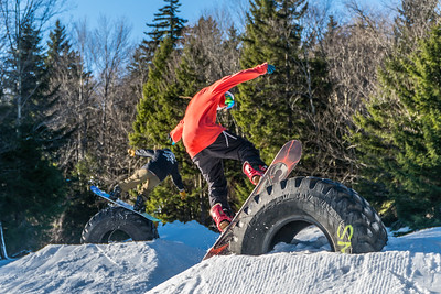 Mountaineer Terrain Parks 17/18