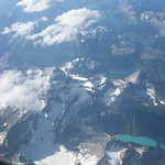 Assiniboine from airplane