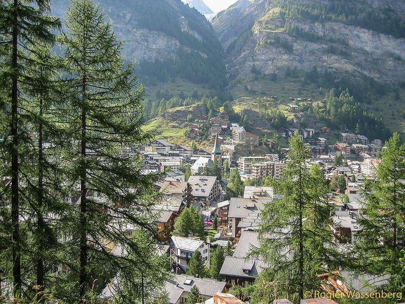 Back in Zermatt