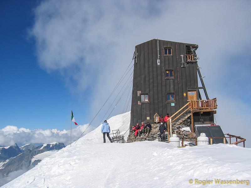 Punta Gniffetti / Signalkuppe (4556 m)